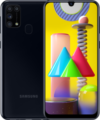 Samsung Galaxy M31 (2020) 6/128Gb (black) (SM-M315FZKVSEK)