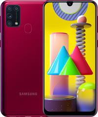 Samsung Galaxy M31 (2020) 6/128Gb (red) (SM-M315FZRVSEK)