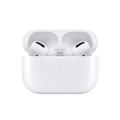 Apple AirPods Pro with Wireless Charging Case (2019) (white) (MWP22)