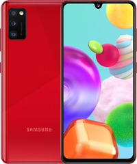 Samsung Galaxy A41 (2020) 4/64Gb (red) (SM-A415FZRDSEK)
