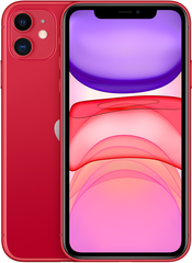 Apple iPhone 11 64Gb (red)