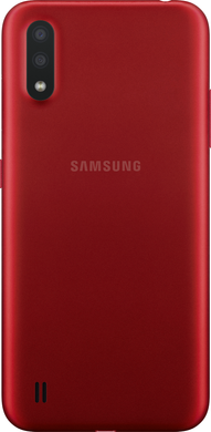 Samsung Galaxy A01 (2020) 2/16Gb (red) (SM-A015FZRDSEK)