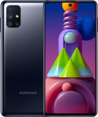 Samsung Galaxy M51 (2020) 6/128Gb (black) (SM-M515FZKDSEK)